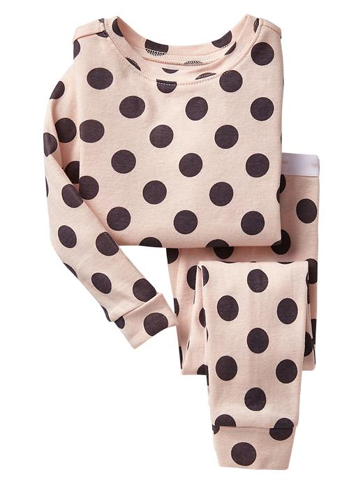 Gap Dot Sleep Set - Pearl rose - Gap Canada