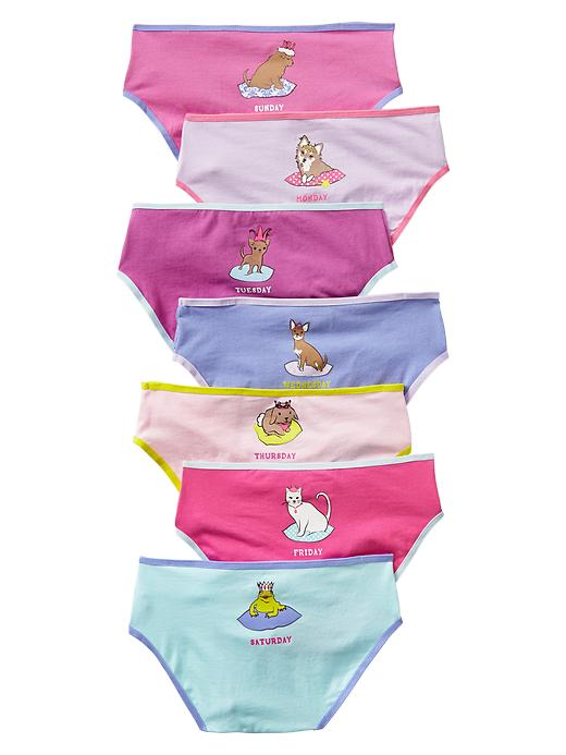 Gap Animal Days Bikini (7 Pack) - Multi - Gap Canada
