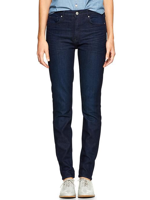 Gap 1969 High Rise Skinny Jeans - Dark wash - Gap Canada