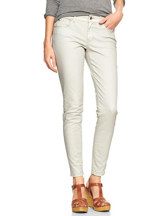Gap 1969 Legging Jeans - Powder gray - Gap Canada