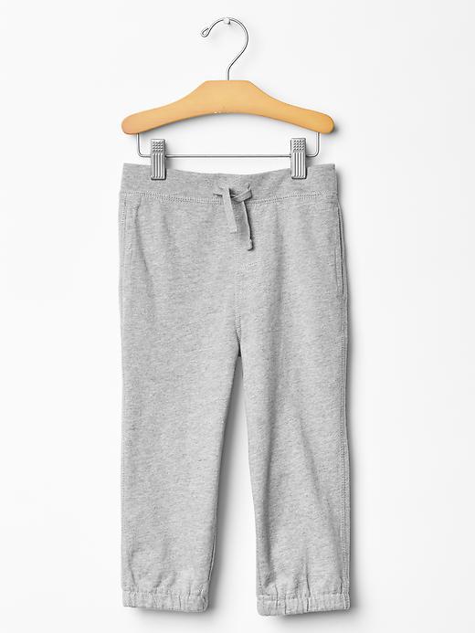 Gap Solid Sweatpants - Grey - Gap Canada