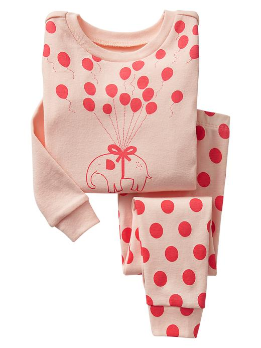 Gap Elephant Balloon Sleep Set - Pearl rose - Gap Canada