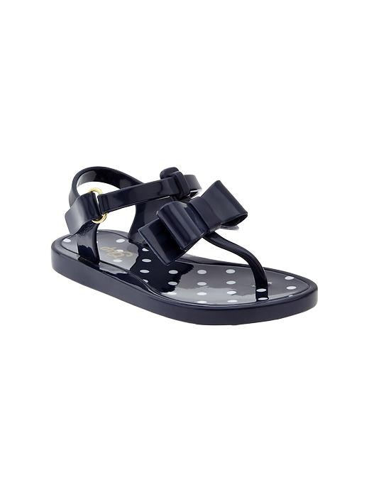 Gap Bow Jelly Sandals - Military blue - Gap Canada