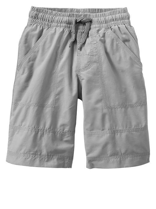 Gap Pull On Shorts - Storm cloud