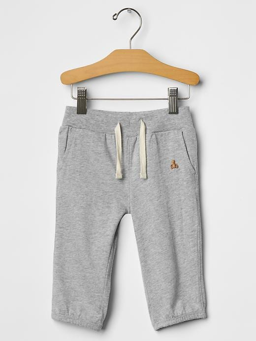 Gap Jersey Knit Pants - Gray - Gap Canada