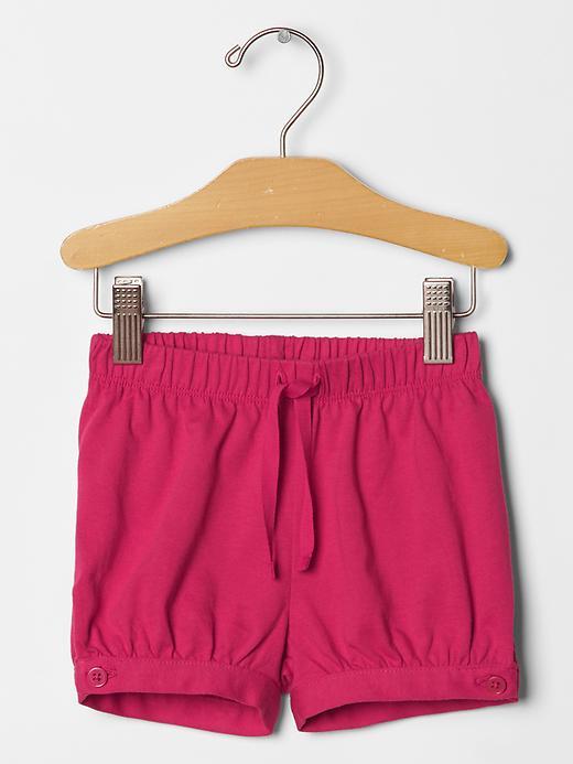 Gap Bubble Shorts - Maui rose