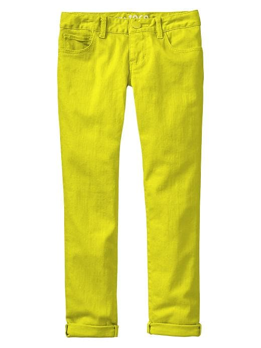 Gap 1969 Colored Super Skinny Jeans - Phosphorus - Gap Canada