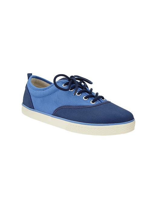 Gap Colorblock Sneakers - Atlantic blue - Gap Canada