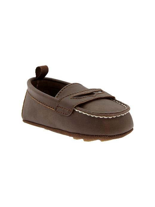 Gap Penny Loafers - Hot chocolate - Gap Canada