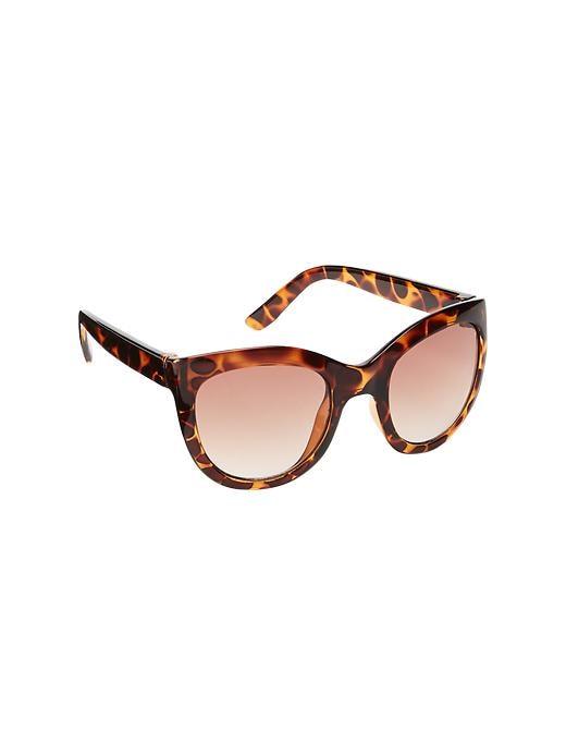 Gap Classic Sunglasses - Tortoise