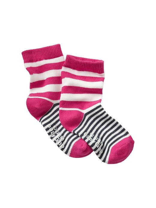 Gap Printed Socks - Royal fuchsia - Gap Canada