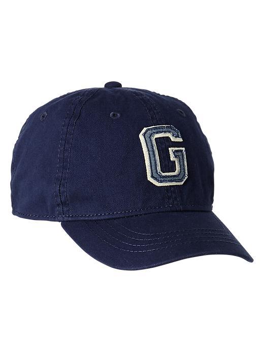 Gap Arch Logo Baseball Hat - Blue note - Gap Canada