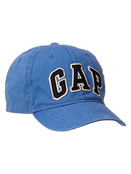 Gap Arch Logo Baseball Hat - Paradise blue - Gap Canada