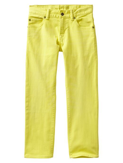 Gap 1969 Straight Jeans - Phosphorus - Gap Canada