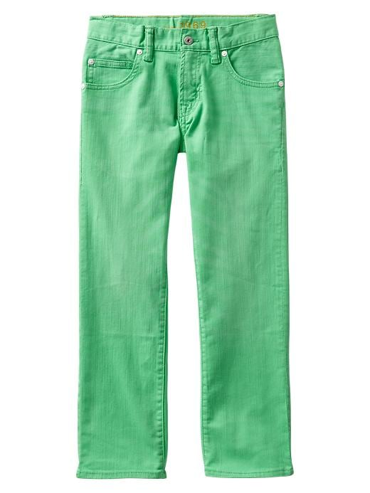Gap 1969 Straight Jeans - Cool jade - Gap Canada