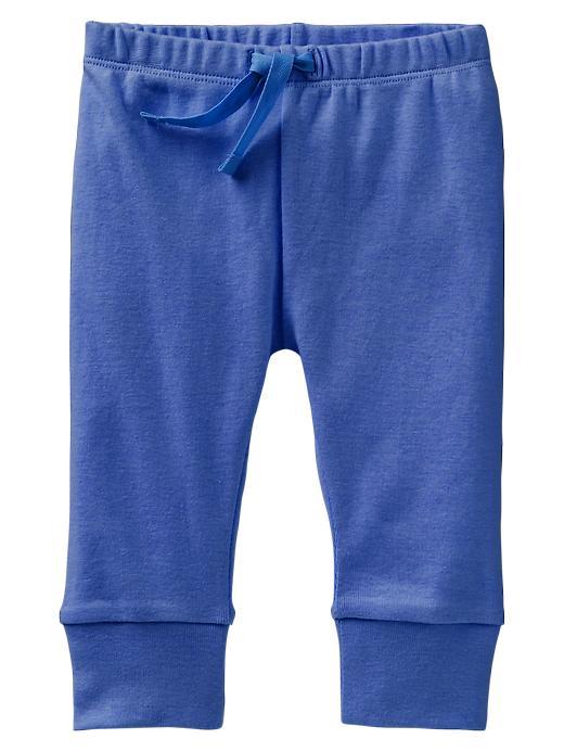 Gap Cuffed Pants - Blue allure - Gap Canada