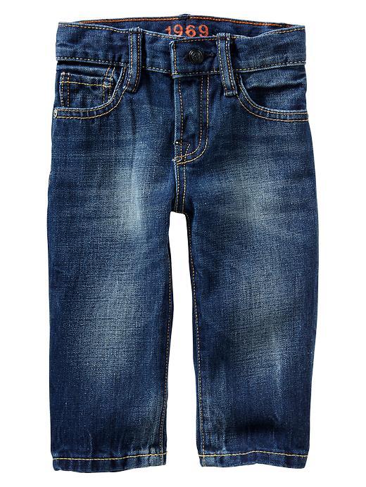Gap Original Fit Jeans - Medium indigo - Gap Canada