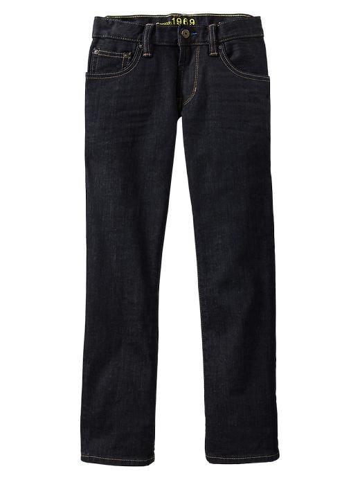 Gap 1969 Straight Jeans - Denim