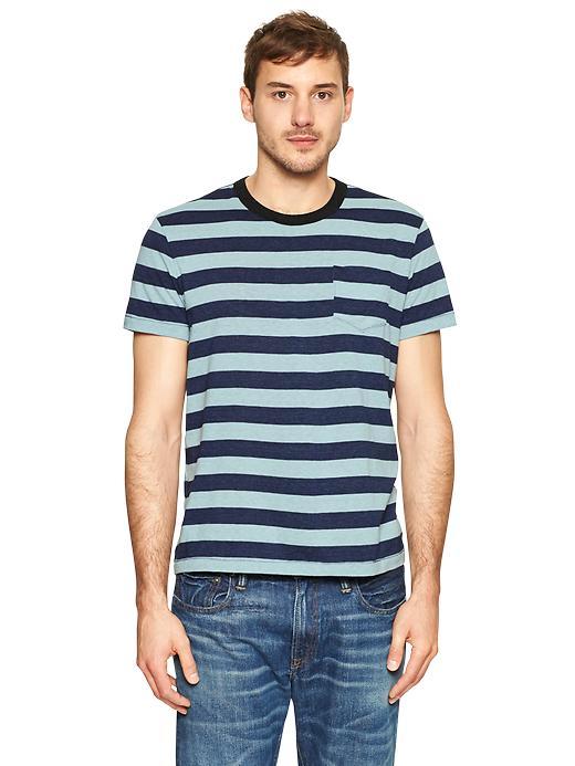 Gap striped shirt