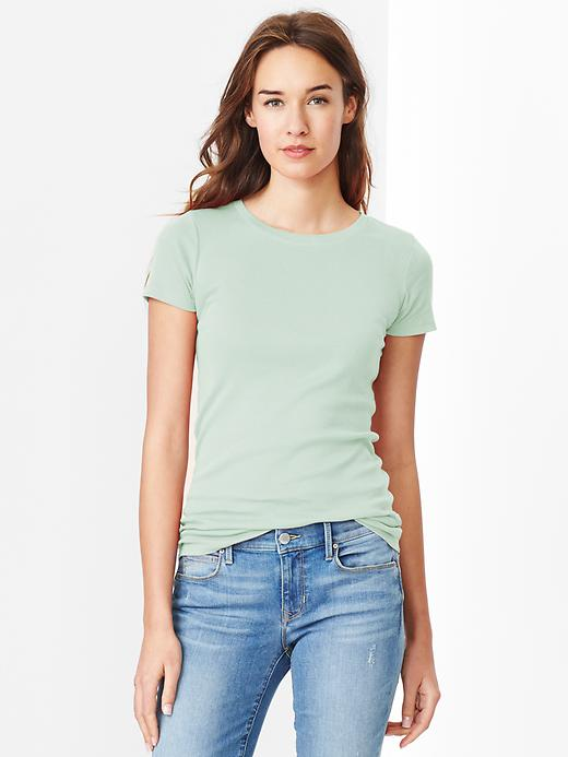 Favorite short-sleeve crew tee