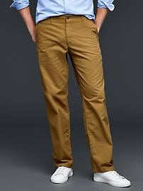 Lived-in relaxed khaki