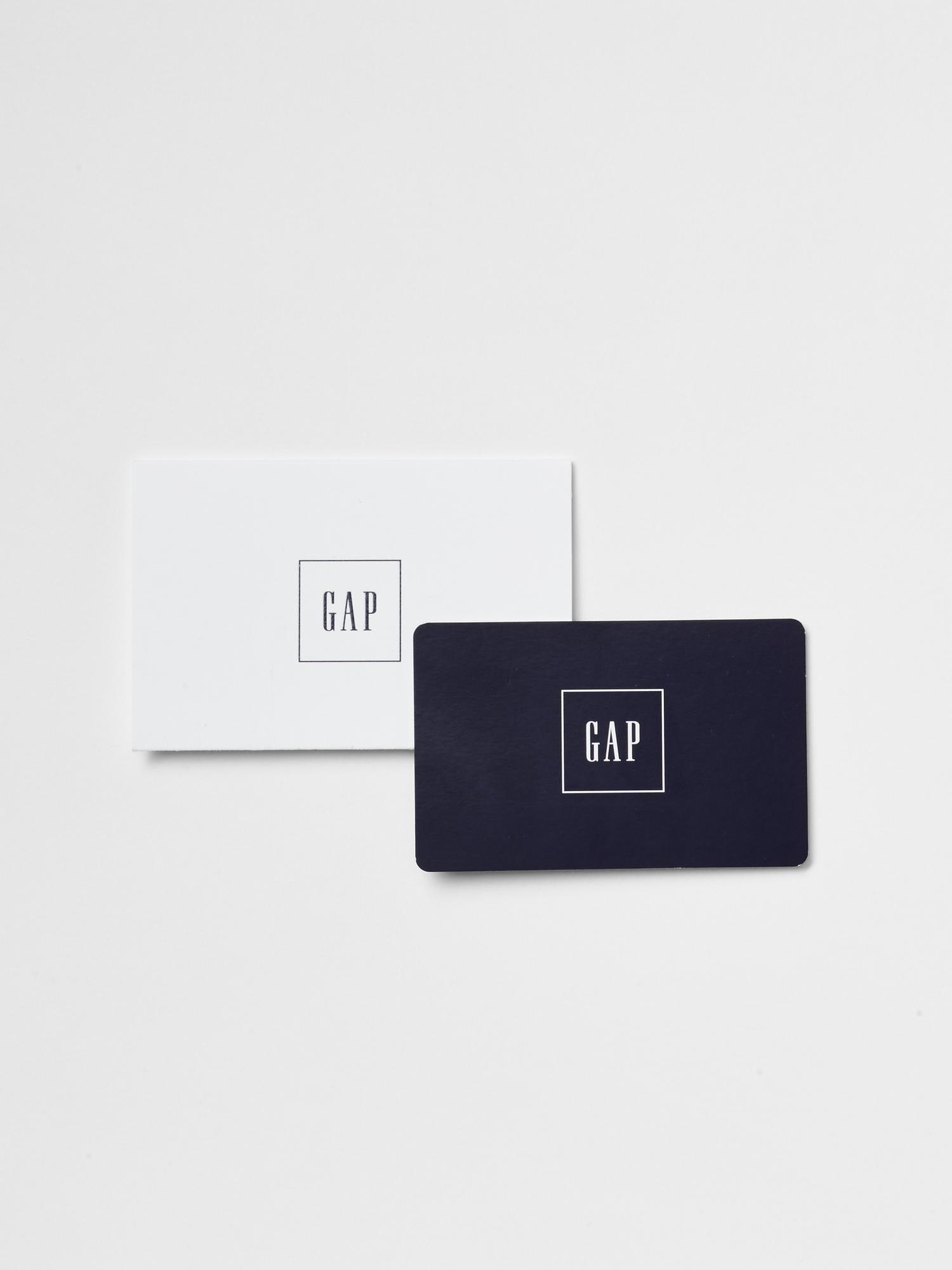Gap Canada Gift Card | Gap