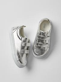 Classic Strappy Sneakers