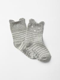 Chaussettes à imprimé