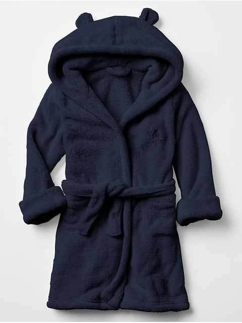 babyGap Fleece Bear Robe