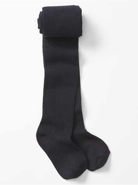 Collant de coton opaque (enfant)