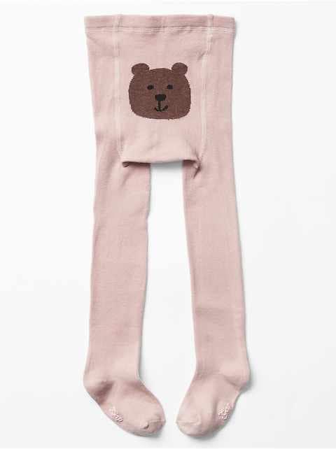 Collant ours opaque (tout-petit)