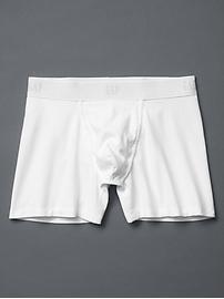 "Basic 4"" boxer briefs"