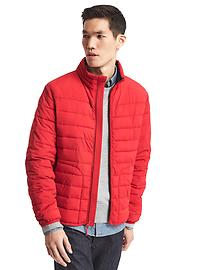 ColdControl Lite stretch puffer jacket