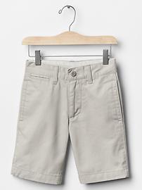 GapShield flat front shorts