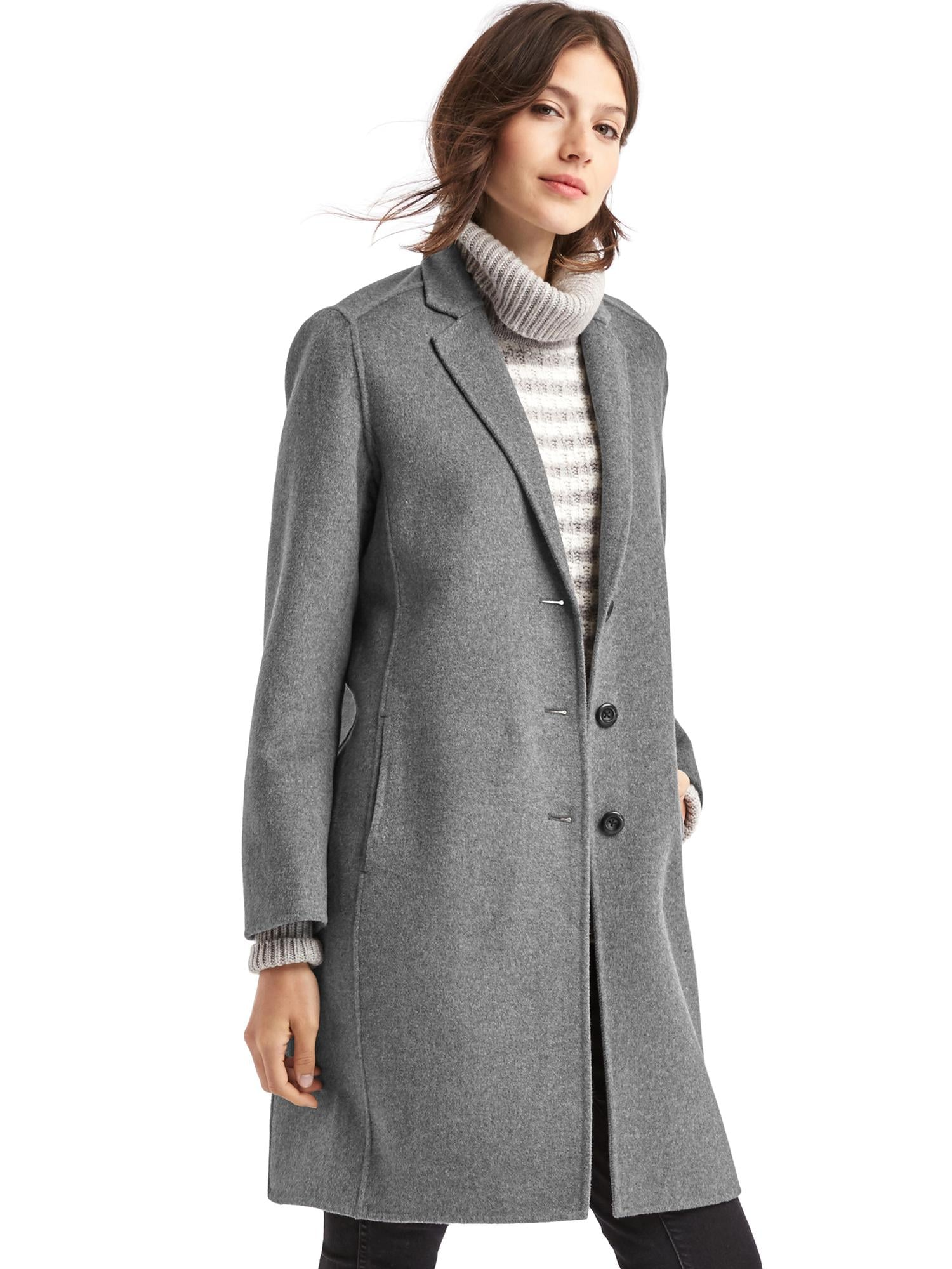 Double-face car coat | Gap