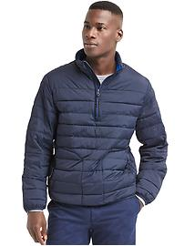 ColdControl Lite stretch puffer pullover