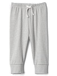 Pantalon en tricot biologique