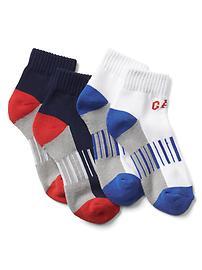 Mi-chaussettes de sport Coolmax&MD (paquet de3)