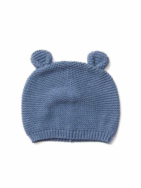 Baby Organic Cotton Brannan Bear Beanie