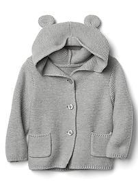 Bear Garter Hoodie Sweater