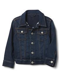 Supersoft denim jacket