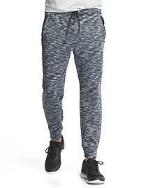 Pantalon d'entraînement en molleton orbite teint inégalement