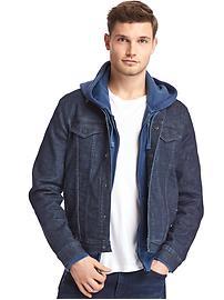 Icon Technical denim jacket