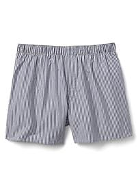 Blue print boxers