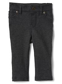 Pantalon en tricot à cinq poches