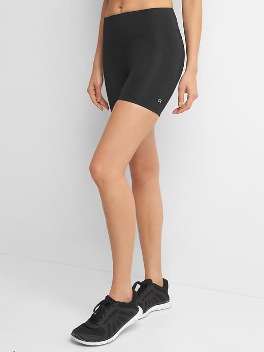 Gap Fit Sculpt Compression G Fast Shorts by Gap