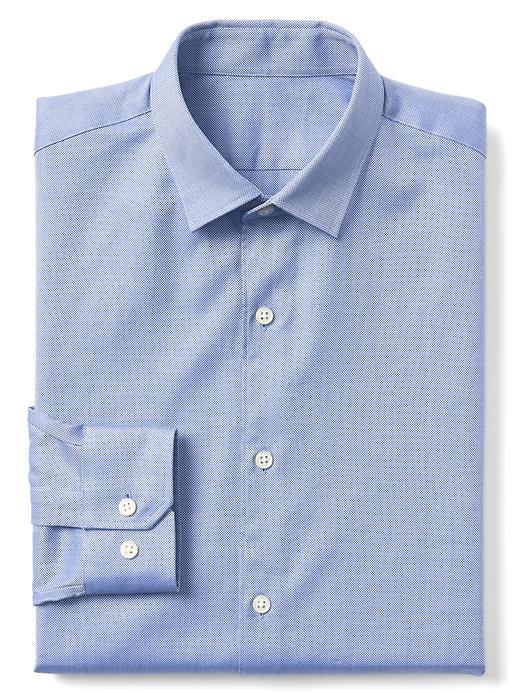 Premium Oxford Slim Fit Shirt by Gap