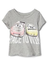 babyGap &#124 Disney Baby Cars graphic tee