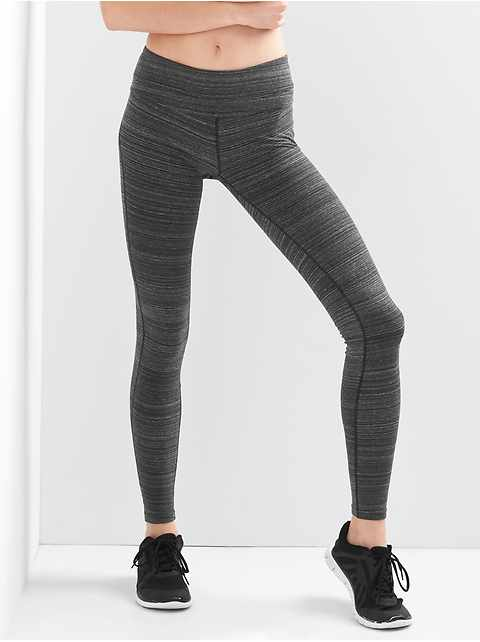 GFast Mid Rise Leggings in Performance Cotton