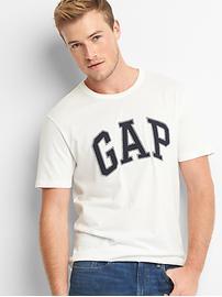 T-shirt ras du cou avec logo